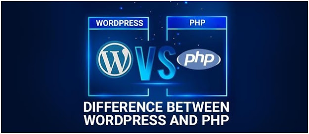 Difference between WordPress and PHP